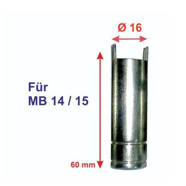 Klauke 106R10 Presskabelschuh 50mm² M10 verz.